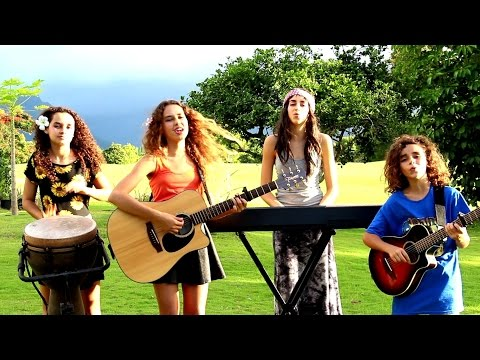 Shakira - Waka Waka (Havaiia Family Band Cover)