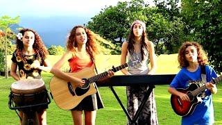 Video Shakira - Waka Waka (Havaiia Family Band Cover) download MP3, 3GP, MP4, WEBM, AVI, FLV Juli 2018
