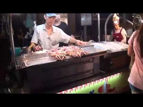Ningxia Night Market Walk