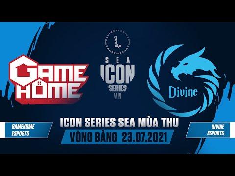 GH vs Divine - Southeast Asia Icon - Game 3
