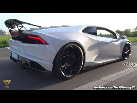 2015 Ferrari 458 Speciale >> Best of Luxury Custom Supercars 2015 - Pure Sounds & Flames! - YouTube
