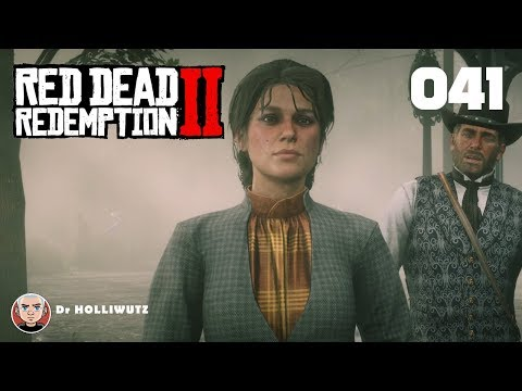 Red Dead Redemption 2 gameplay german #041 - Vaterschaft und andere Träume [XB1X] | Let's Play RDR 2