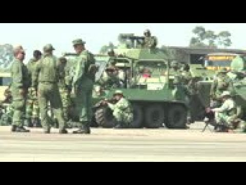 Venezuela holds military