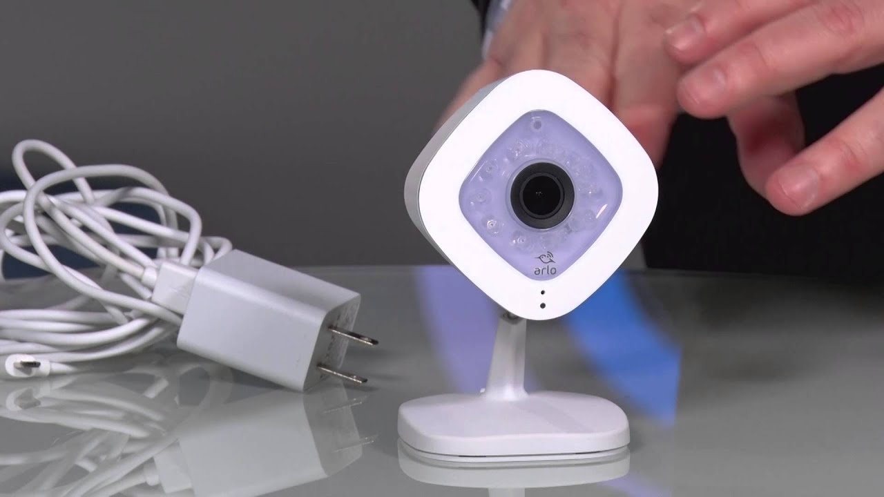 wired version of arlo netgear arlo q getconnected youtube
