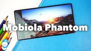 DOSTUPNÝ SMARTPHONE 📱 s tenkými rámečky a duální kamerou? To je Mobiola Phantom!