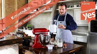 Darum lieben wir den KitchenAid Siebaufsatz 5KSMSFTA!
