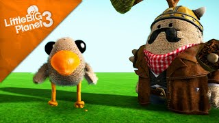 LittleBigPlanet 3 - The LBP3 Community in a Nutshell [Film/Animation]