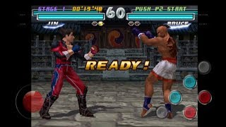 EASY TO INSTALL TEKKEN TAG ON ANDROID PHONE