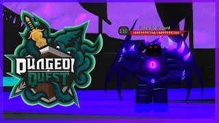 FARE INSANE E NIGHTMARE Dungeon Quest - Roblox LiveStream (Grinding Dhastly Harbor) [livello 121]