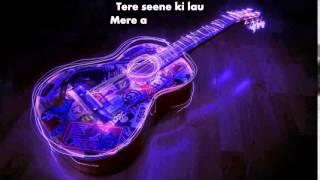 Ang Laga De Re Karaoke Ram leela 2013