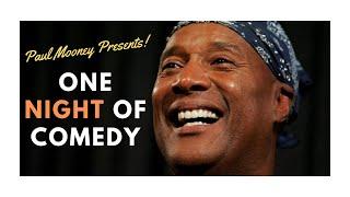 Paul Mooney Presents: A Night Of Comedy Recap