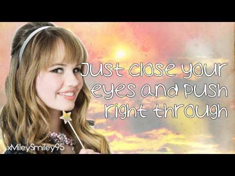 Debby Ryan - Open Eyes (with Lyrics)