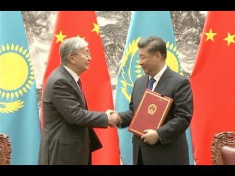 China, Kazakhstan Agree to Forge Permanent Comprehensive Strategic Partnership