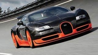 Dunyanin ən Surətli 10 Avtomobili Youtube
