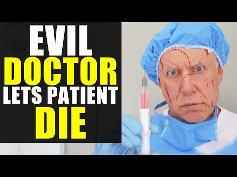 EVIL DOCTOR Let's Patient D**!!!! SHOCKING ENDING!!!!