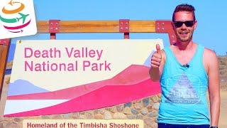 Death Valley National Park bei über 45 Grad  | GlobalTraveler.TV