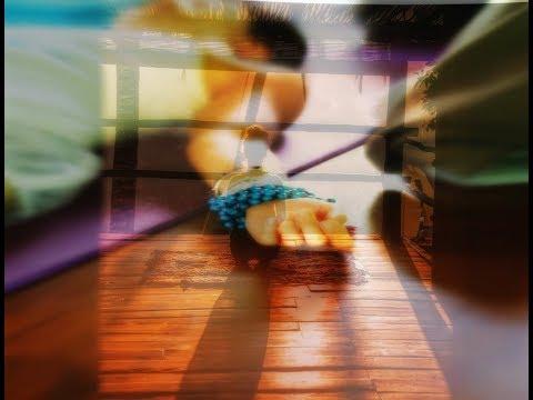 (With Music) YOGIC SLEEP - NIDRA YOGAby LILIAN EDEN