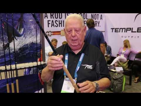 TFO Bluewater Fly Rods At ICAST 2017