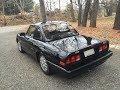 1988 Alfa Romeo Spider Quadrifoglio Sport Car both Hardtop and Canvas frn