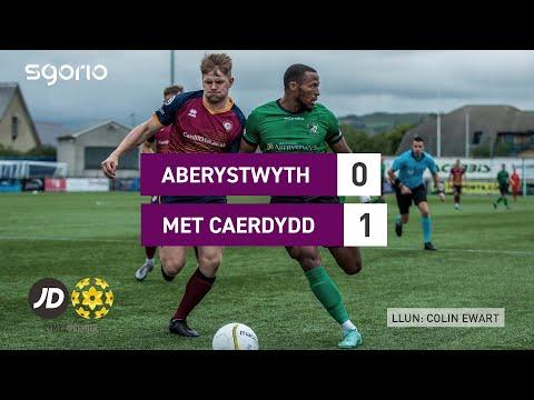 Aberystwyth Cardiff Metropolitan Goals And Highlights