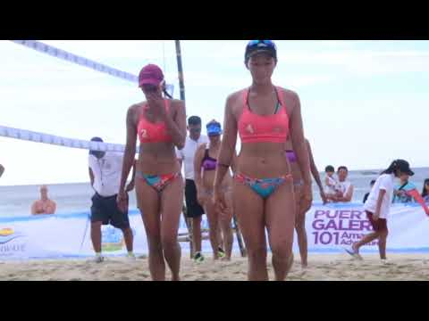 Beach Volleyball Republic Puerto Galera leg recap video - Feb 24-25, 2018