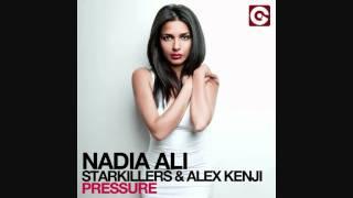 Nadia Ali / Dj Chuckie - Pressure - Move it 2 the drum