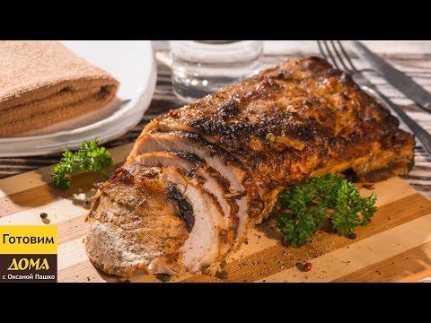 Как лучше замариновать свинину для запекания в духовке