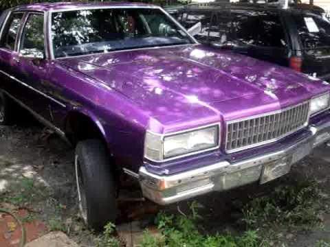 1989 Chevy Caprice