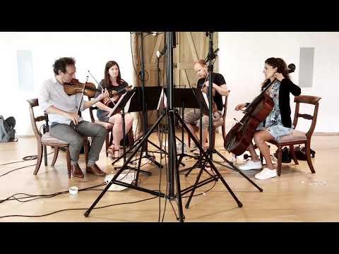 Carducci Quartet Recording