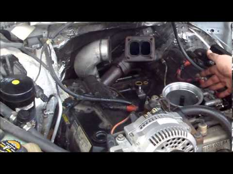 2000 Ford E350 Wiring Diagram 94 97 Powerstroke Fuel Bowl Amp Fuel Pump Install Youtube