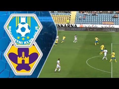 35.krog: Celje - Maribor 0:4; Prva liga Telekom Slovenije 2017/2018