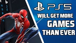 PS5 | The Playstation 5 Is Getting A CRAZY Amount Of PS5 Games | PS5 Indie Games | PS5 News
