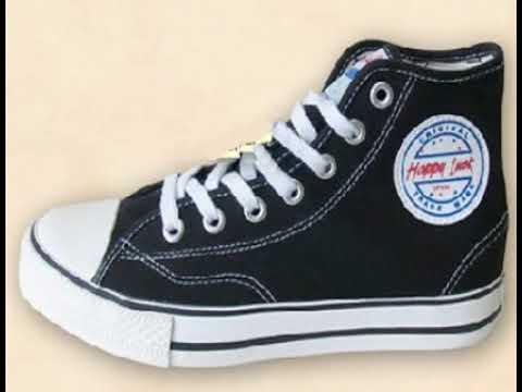 Calzando los 80 zapatillas deportivas de los a os 80 for Zapatillas paredes anos 90