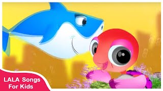 Baby Shark Song | Baby Shark turtle Compilation Sing and Dance | Song For Kids