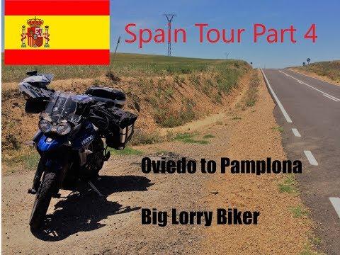 Spain Tour Part 4: Oviedo to Pamplona
