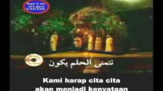Arab Song   With Malay Sub title 2