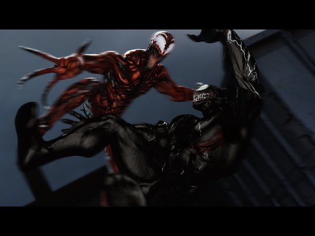 VENOM VS CARNAGE FIGHT SCENE  | Venom 'Let There Be Carnage'