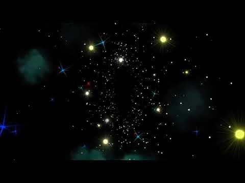 Космическая мелодия для очищения мыслей от негатива,медитации, расслабления.