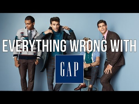 Everything Wrong With Gap
