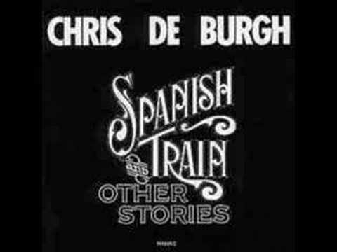 A Spaceman Came Traveling - Chris de Burgh (Spanish Train 5 of 10)