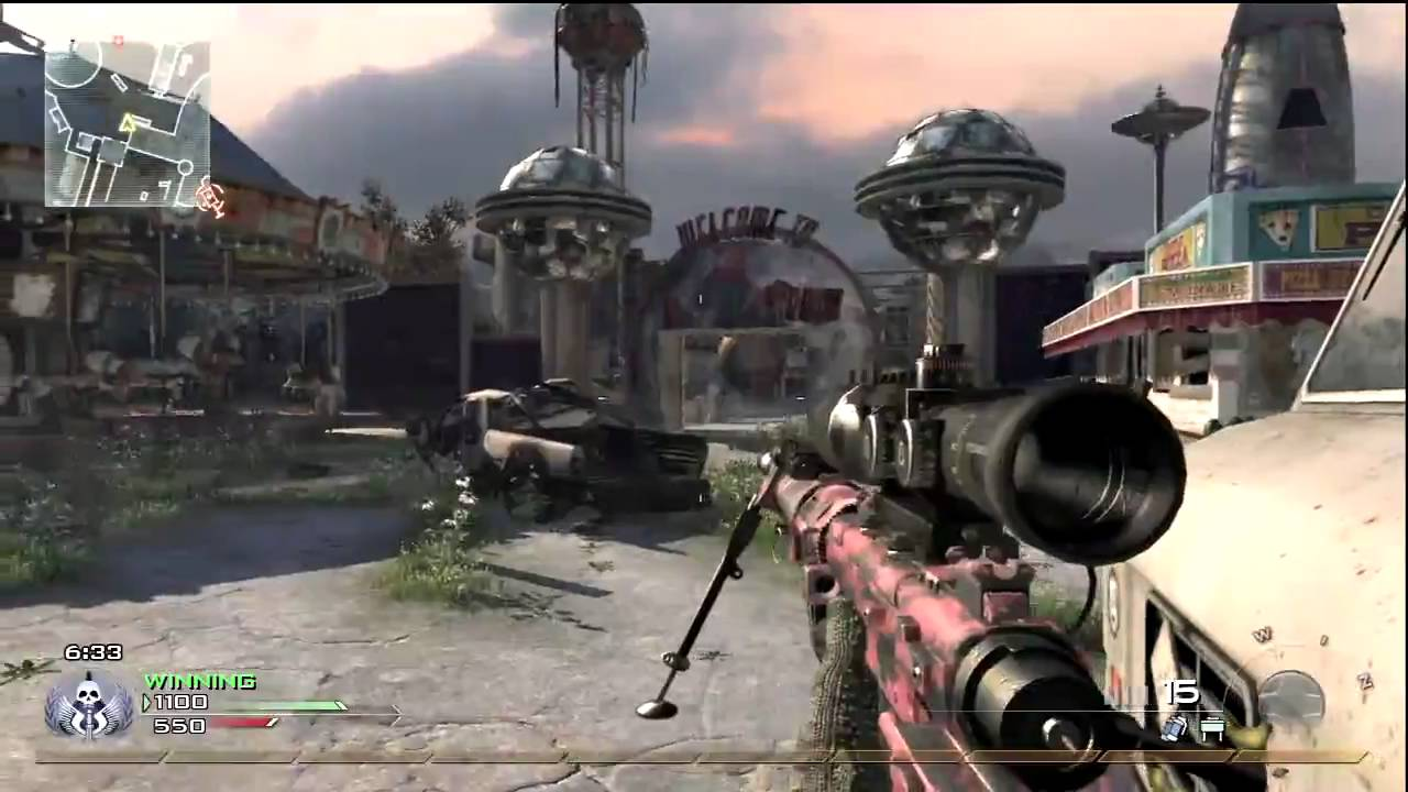 Image Gallery mw2 gameplay