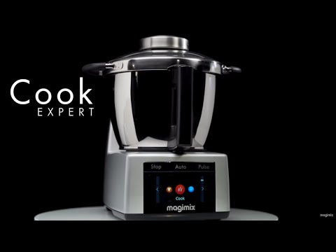 food processor cookery