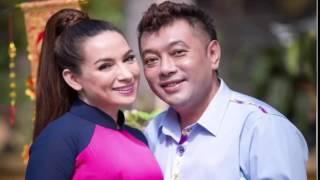 """Tuấn Hà Lan """"cưới"""" ca sỹ Phi Nhung"""