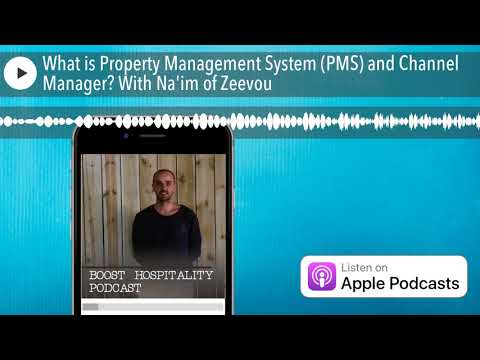 Property Management System And Channel Manager