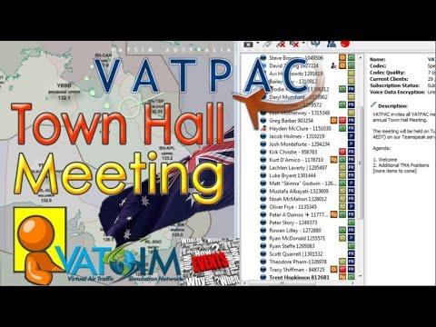 Vatpac Teamspeak Meeting 2016