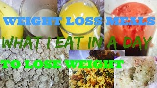 Day 1 - Weight Loss | What I Eat In A Day to LOSE WEIGHT | 71 kgs - 69 kgs |