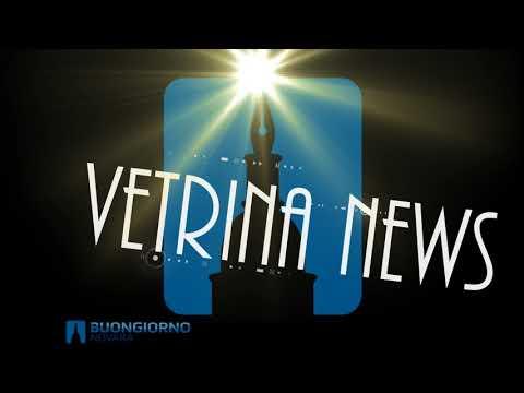 VETRINA NEWS del 21.03.2018 TG di Buongiorno Novara