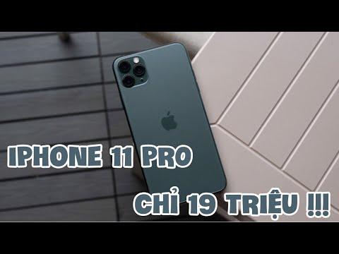 iPhone 11 Pro chỉ còn 19 triệu có đáng để lựa chọn ?