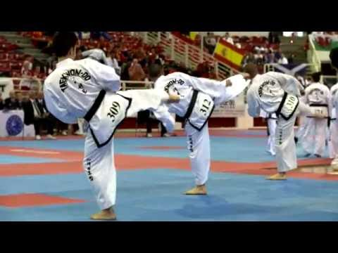 2016 European ITF Taekwon-Do Championships - Thessaloniki