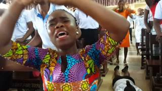 Worship By MINISTER PATRICK @ Church of Pentecost (AKIM ODA NURSING TRAINING)